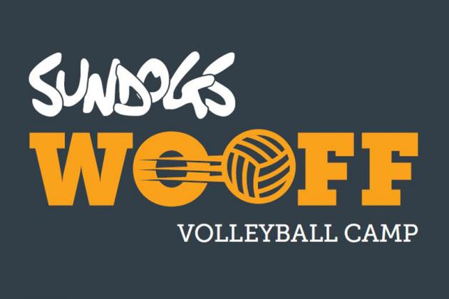 SunDogs WOOFF Camp logo